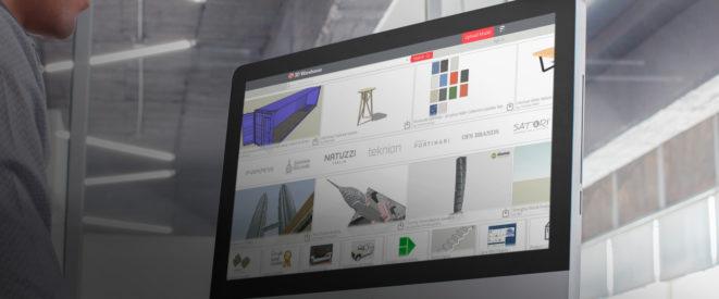 3D Warehouse - богатата библиотека за безплатни 3D модели на SketchUP