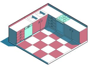 Курс по SketchUP за мебелен и интериорен дизайн