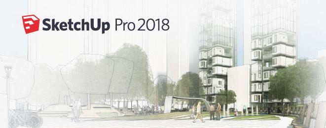 Какво е новото в SketchUp 2018